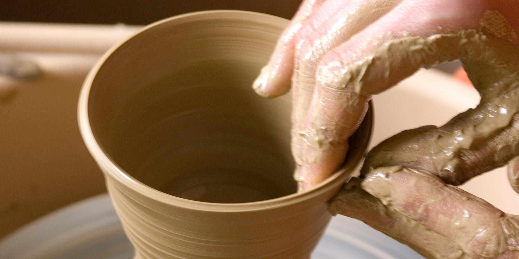 Hand Building Pottery experience